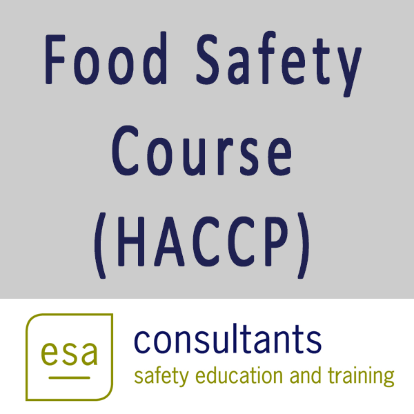 ½ Day Food Safety Course (HACCP)